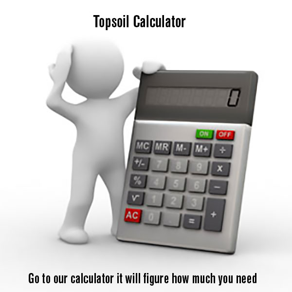 Dirt Guy Topsoil Calculator