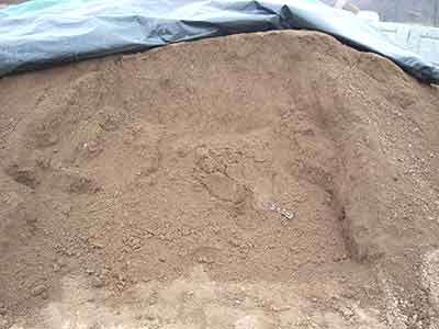 DSCN5158 screened topsoil pile s
