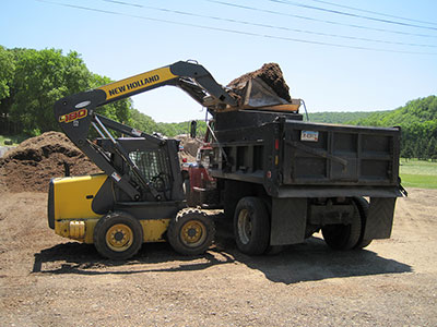 IMG 5589 topsoil loading for delivery s